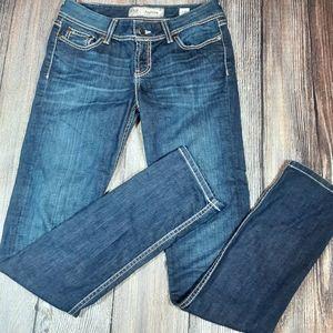 BKE Addison skinny jeans long 27 x 33